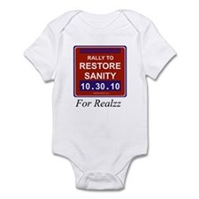 Cool Restore sanity Infant Bodysuit