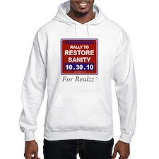 Restore sanity Hoodie