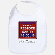 Rally to restore sanity Bib