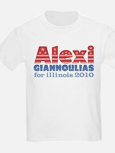 Alexi for Illinois 2010 T-Shirt