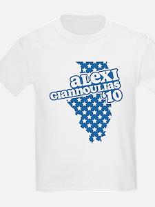 Alexi Giannoulias '10 T-Shirt
