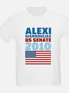 Giannoulias US Senate T-Shirt