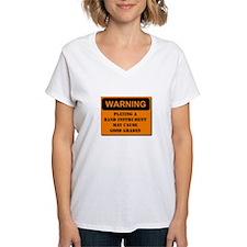 WARNING: Band may cause good Shirt