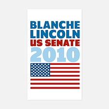 Lincoln Senate 2010 Decal