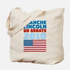 Lincoln Senate 2010 Tote Bag