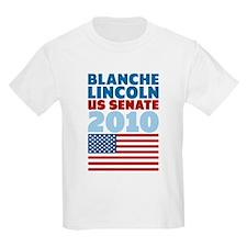 Lincoln Senate 2010 T-Shirt