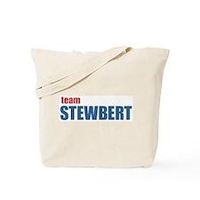 Team Stewbert v2 Tote Bag