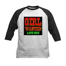 Girl Wanted! Love Box Tee