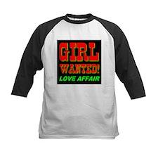 Girl Wanted! Love Affair Tee