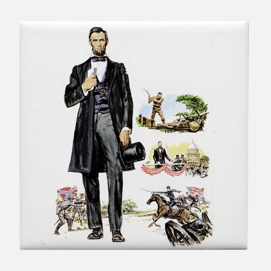 $9.99 Abraham Lincoln Mug Coaster