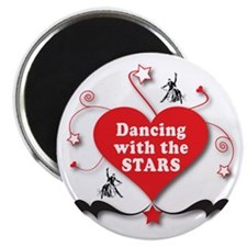 "Dancing with the Stars 2.25"" Magnet (10 pack)"