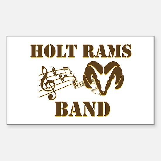 Band Sticker (Rectangle)