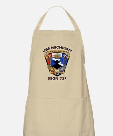 USS Michigan SSGN 727 BBQ Apron