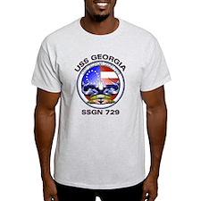 Uss Georgia Ssgn 729 T-Shirt
