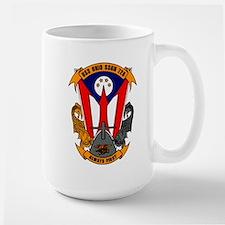 USS Ohio SSGN 726 Large Mug