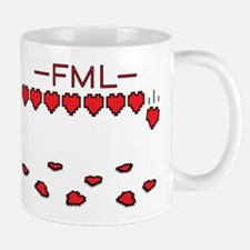 Cute Heart containers Mug