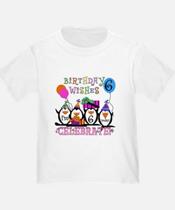 Silly Penguins 6th T