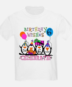 Silly Penguins 6th T-Shirt