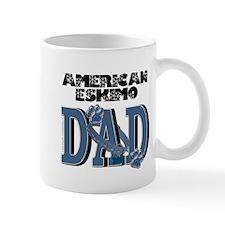 American Eskimo DAD Mug