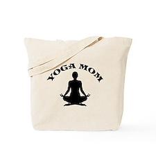 Yoga Mom Tote Bag