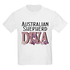 Australian Shepherd DIVA T-Shirt