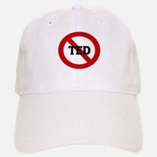 Anti-Ted Baseball Baseball Cap