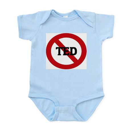 Anti-Ted Infant Creeper