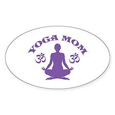 Yoga Mom Decal