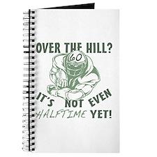 Halftime 60 Football Bday Journal