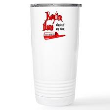 Keytar Hero Travel Mug