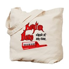 Keytar Hero Tote Bag