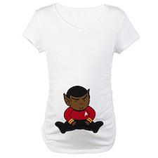 Vulcan Starfleet Star Trek Baby Shirt
