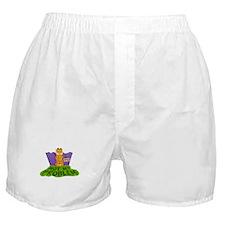 Not My Problem Boxer Shorts