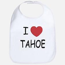 I heart Tahoe Bib