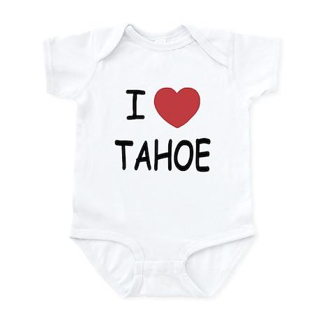 I heart Tahoe Infant Bodysuit