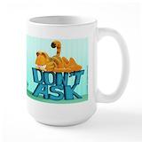 Garfield Coffee Mugs