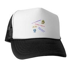 Spelling Rules Trucker Hat