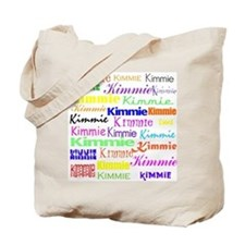 Kimmie All Over Tote Bag