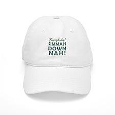 Funny SNL Simmah Down Nah Baseball Cap