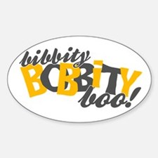 Bibbity - Sticker (Oval)