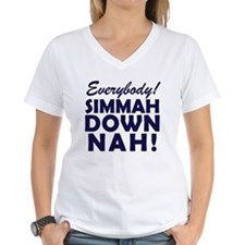 Funny SNL Simmah Down Nah Shirt