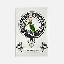 Badge - MacInnes Rectangle Magnet