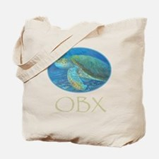 OBX Sea Turtle Tote Bag