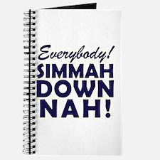 Funny SNL Simmah Down Nah Journal