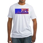 Infidel American Patriotic Fitted T-Shirt
