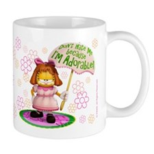 "Garfield ""I'm Adorable"" Mug"
