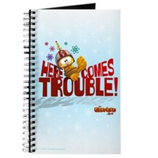 """Garfield """"Here Comes Trouble"""" Journal"""