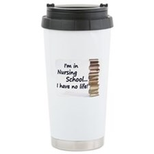 Nursing School Thermos Mug