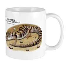 Southern Alligator Lizard Mug