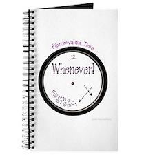Fibromyalgia Time Journal